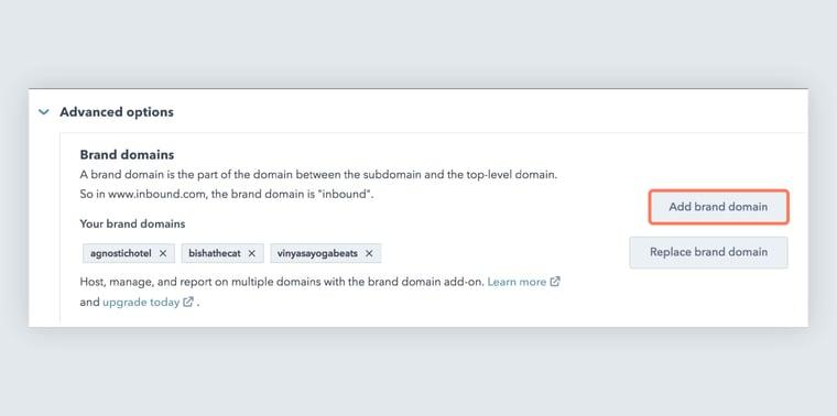 hubspot-domain-management